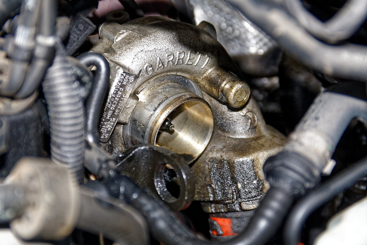 brukt turbo, gammel turbo, monteringsanvisning,